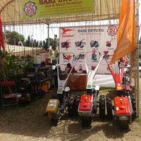 Photo taken at Lapangan Astina by Dex J. on 4/19/2014