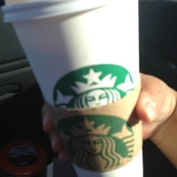 Photo taken at Starbucks by Jacklyn G. on 9/15/2012