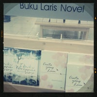 Photo taken at Gramedia by Enggar Dara G. on 12/3/2012
