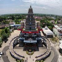 Photo taken at Graha St. Maria Annai Velangkanni by Steven S. on 6/15/2014