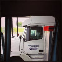 Photo taken at TravelCenters of America by Vern G. on 6/28/2013