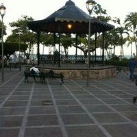 Photo taken at Plaza De Presidencia by Chufo R. on 12/17/2012