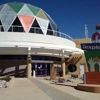 Photo taken at Explora! by Meitar M. on 3/1/2013