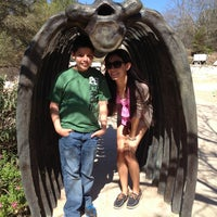 Photo taken at Austin Nature & Science Center by Lauren E. on 3/14/2013