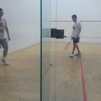 Photo taken at Squash Court @ Catholic High School by Jack T. on 11/21/2012
