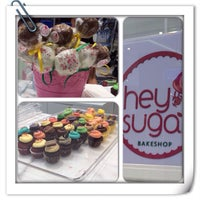 Photo taken at Hey Sugar Bakeshop by Ms.queen on 1/31/2014