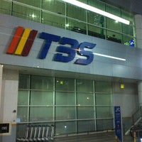 Photo taken at Terminal Bersepadu Selatan (TBS) / Integrated Transport Terminal (ITT) by Hadi Talib H. on 7/26/2013