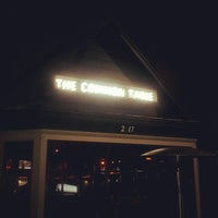 Photo taken at The Common Table by Dominic P. on 1/1/2013