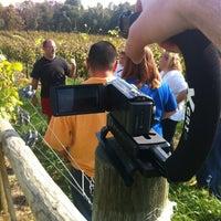 Photo taken at Notaviva Vineyards by Dj G. on 10/5/2012
