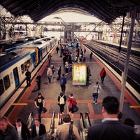 Photo taken at Southern Cross Station by Lee A. on 10/24/2012