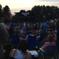 Photo taken at Riverfront Rendezvous by Natalie on 6/30/2012