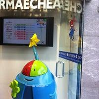 Photo taken at Lotería Ormaechea by Sergio E. on 4/20/2012