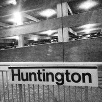 Photo taken at LIRR - Huntington Station by Leah N. on 9/22/2012