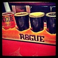Photo taken at Rogue Hall by Carol F. on 5/23/2013