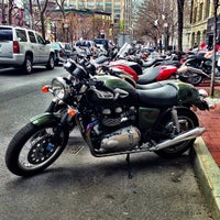 Photo taken at Ducati Triumph New York by Clay F. on 3/26/2013