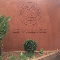 Photo taken at Le Village by Tim S. on 5/27/2014