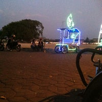 Photo taken at Alun - Alun Kidul Surakarta by Asteria D. on 8/25/2013