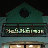 Photo taken at Walt Whitman Service Area by Aaron S. on 2/23/2013