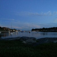 Photo taken at Roger Sherman Baldwin Park by Zach G. on 8/24/2013