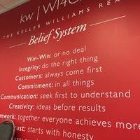 Photo taken at Keller Williams Realty Southwest by Joe R. on 8/18/2016