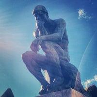 Photo taken at Jardin du Musée Rodin by Chase L. on 10/14/2013