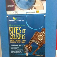 Photo taken at Alliance Francaise De Kuala Lumpur by Adam on 11/23/2012
