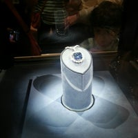 Photo taken at Hope Diamond Exhibit by Chris B. on 5/4/2013