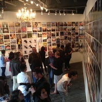Photo taken at Goodfellas Gallery by Todd D. on 5/4/2013