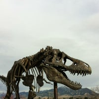 Photo taken at Museum of the Rockies by Andrew J. on 11/20/2012