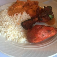 Photo taken at Taj Mahal Restaurant by Ali A. on 8/28/2016