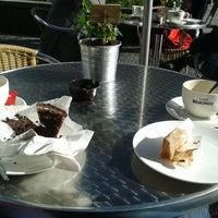 Photo taken at Caffè Belmondo by Chris d. on 3/5/2014