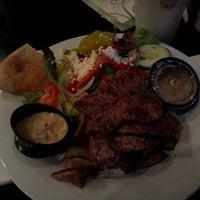 Photo taken at Taziki's Mediterrranean Cafe by Leo W. on 4/19/2012