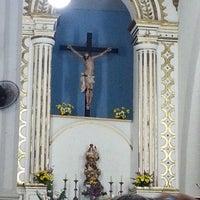 Photo taken at Igreja da Varzea by Daniele F. on 12/29/2013
