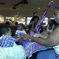 Photo taken at Chuck E. Cheese's by Mike M. on 8/24/2013