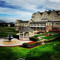Photo taken at The Ritz-Carlton Half Moon Bay by Mighty T. on 11/12/2013