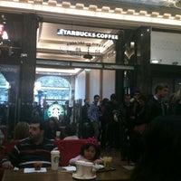 Photo taken at Starbucks by Lika on 10/6/2012