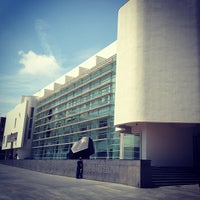 Photo taken at Museu d'Art Contemporani de Barcelona (MACBA) by Doris C. on 7/21/2013