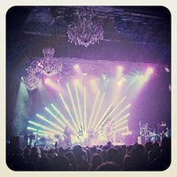 Photo taken at The Fillmore by wonderpiece on 5/13/2013