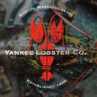 Photo taken at Yankee Lobster by Yankee Lobster on 10/24/2014