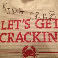 Photo taken at Joe's Crab Shack by Mark T. on 11/11/2012