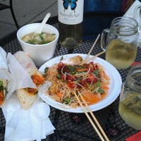 Photo taken at Banh Mi & Co by Laura W. on 9/26/2012