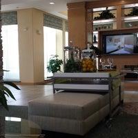 Photo taken at Hilton Garden Inn by Renee G. on 7/13/2013