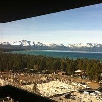 Photo taken at Harrah's Lake Tahoe Resort & Casino by Patrick S. on 12/9/2012