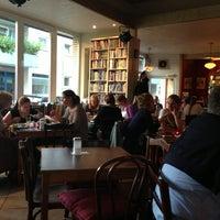 Photo taken at Goldmund Literaturcafe by Stefano S. on 8/19/2013