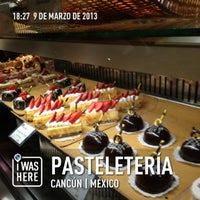 Photo taken at Pasteletería by Galo F. on 3/10/2013
