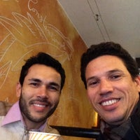 Photo taken at Columbus Café by Eduardo S. on 1/1/2014