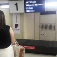 Photo taken at Baggage Claim by Katsunori K. on 8/14/2016