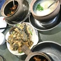 Photo taken at G7 Sinma Live Seafood Restaurant 新马活海鲜 by Samantha L. on 9/12/2016