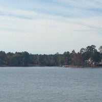 Photo taken at Lake Murray Dockside by CATHERINE T. on 11/9/2013