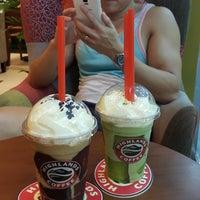 Photo taken at Highlands Coffee by Katrina Z. on 7/6/2015